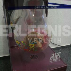 Ballonverpackungsmaschine Wz3