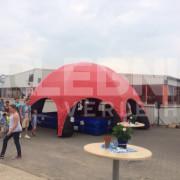 Aufblasbares Zelt (3)