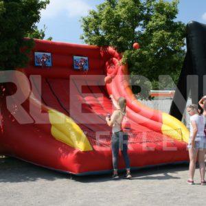 Basketballhüpfburg Wz