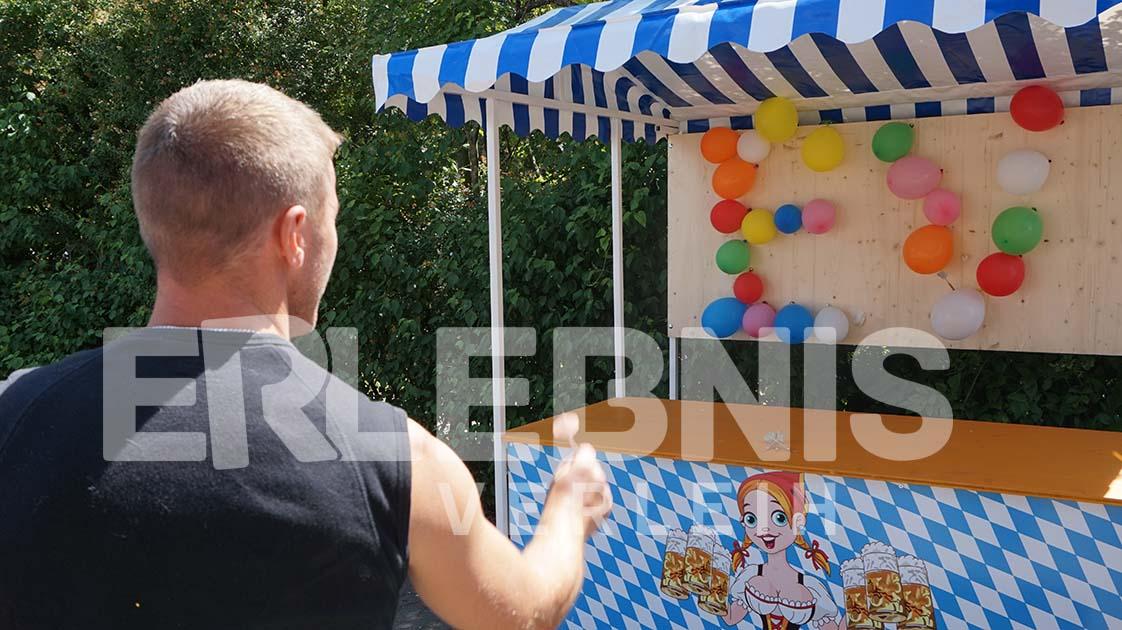 Ballondart mieten