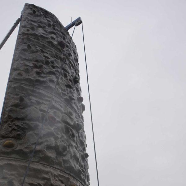 Mobile Kletterwand Matterhorn