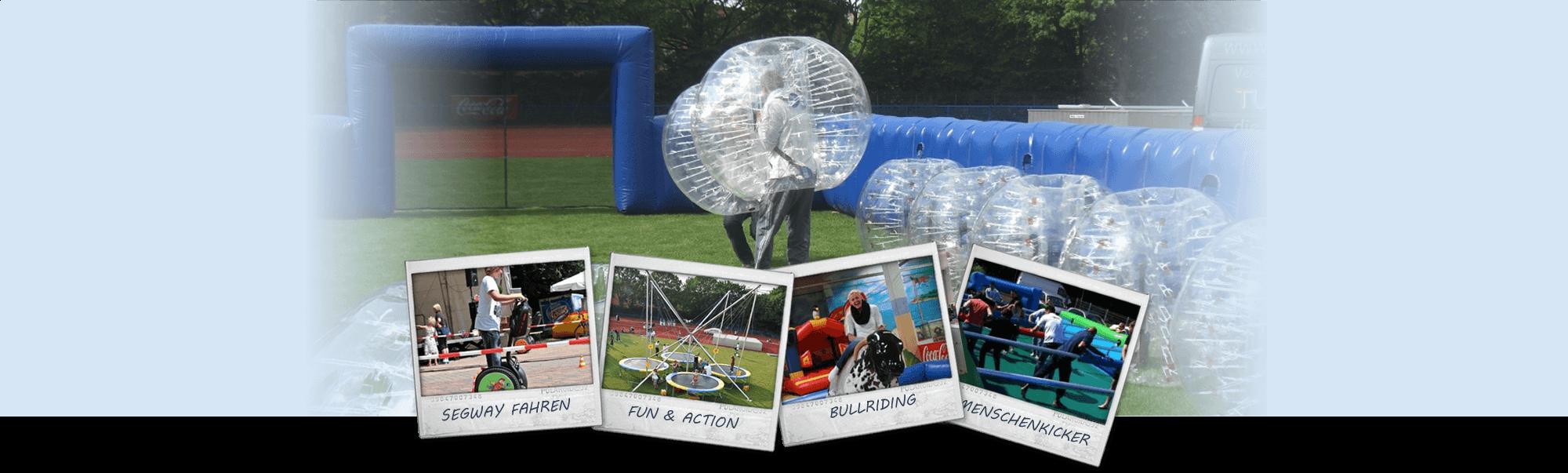 Slide-Bumperball-Event-Verleih
